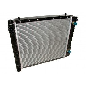 Radiator assembly 300tdi defender vin ta976036 to 3a662977