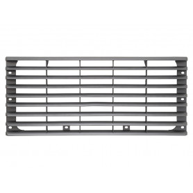 grille radiateur gris metal Defender 90, 110, 130