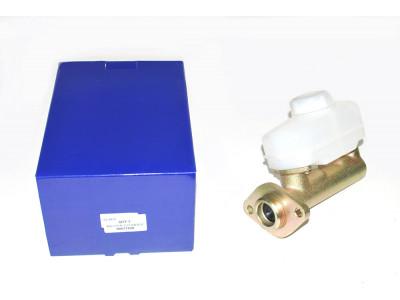Maitre cylindre avec servo double circuit