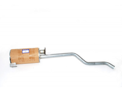 Silencieux transversal 88 essence et diesel