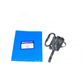 windscreen seal 2.5metres Defender 90