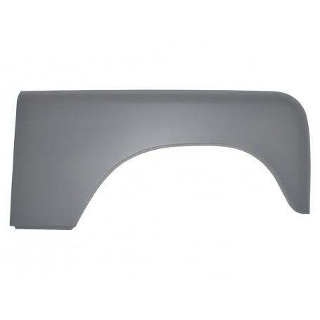 Joue d aile en aluminium cote passager serie 3