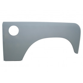 Aluminium front outer wing panel