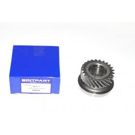 gear-mainshaft auxiliary drive