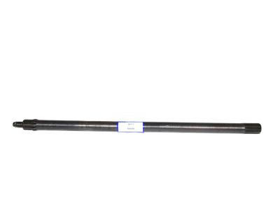 Arbre de roue arriere droit serie 10 cannelures