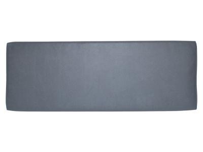 Bench seat grey vinyl