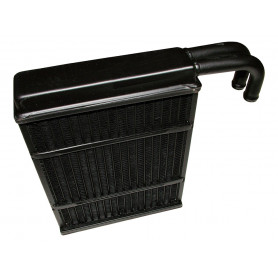 Defender radiator heating