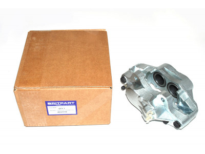 Caliper front left for non-vented disc since 1989 up to 1993