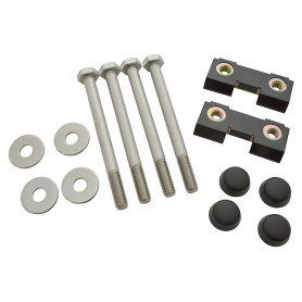Bumper fixing tapping block kit