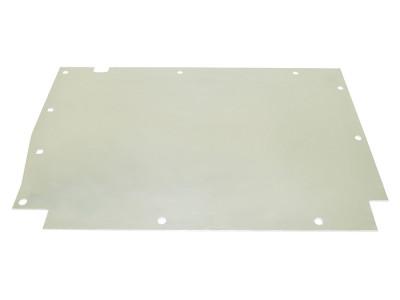 panneau de plancher avant côté gauche