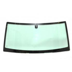 Not heated windshield visor