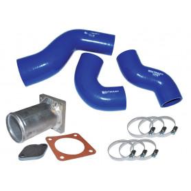 Def td5 egr blanking & silicone hose kit
