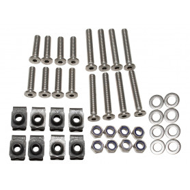 Front door bolt kit s/s