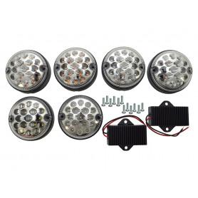 led light upgrade kit clear