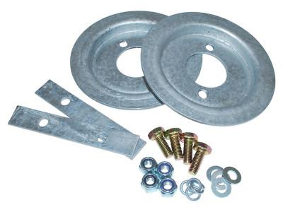 Kit de coupelle de suspension galvanise