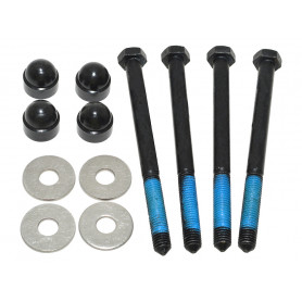 Bumper bolt set