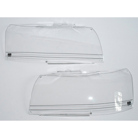 Headlight protectors