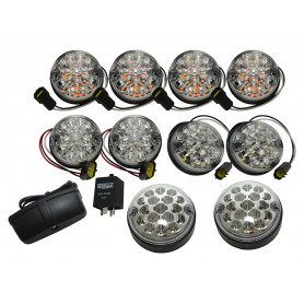 Deluxe led clear light kit