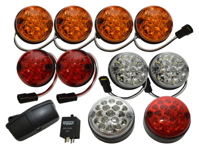 Kit feu led deluxe