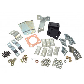 Exhaust fitting kit lhd series - swb