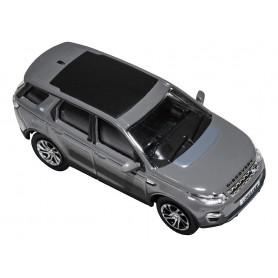 Die-cast 1:76 scale model range rover corris grey