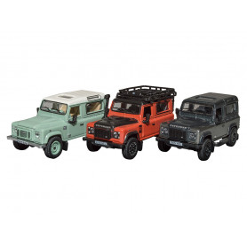 Miniature ensemble defender heritage