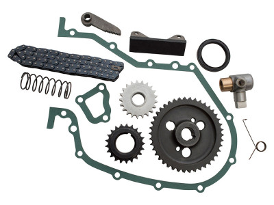 Kit de distribution par chaine land rover series 2.25