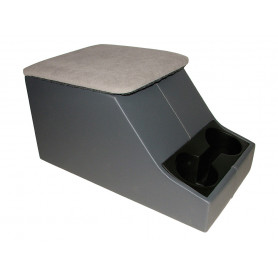 cubby box grey