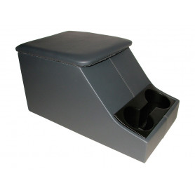 Cubby box defender style grey
