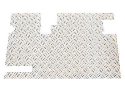 Plaque de porte arriere avec moteur essuie glace