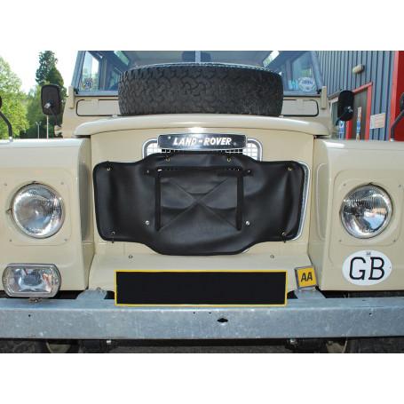 Protection de calandre serie 2a et 3 noire