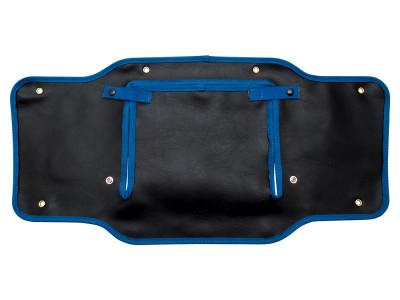 Protection de calandre serie 2a et 3 noire et bleu