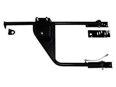 Porte roue pour modele avec demi porte ouvrante