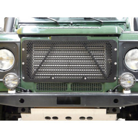 Front grille stainless steel