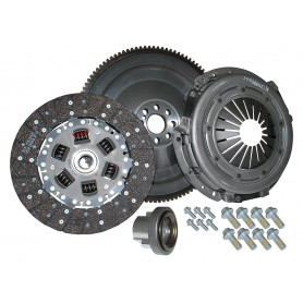 Heavy-duty clutch kit ap driveline td5