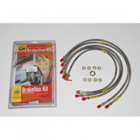 Goodridge brake hose kit + 40