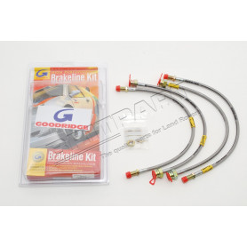 Brake hoses kit discovery aviation 1 abs from 1995 to 1999