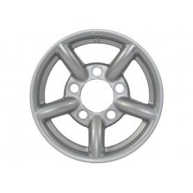 Zu wheel 16x7 silver