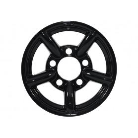 Zu wheel 16x7 black gloss