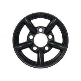 Zu wheel 16x7 black matt