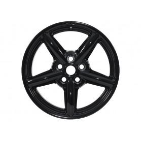 Zu wheel 18 x 8 black gloss