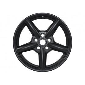 Zu wheels 18 x 8 black matt