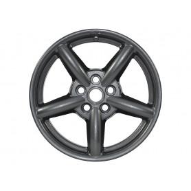 Zu wheel 18 x 8 anthracite gloss