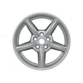 Zu wheel 18 x 8 silver