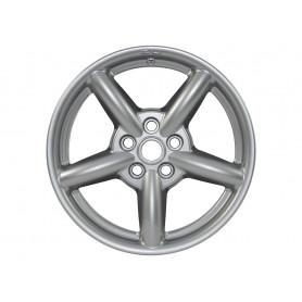 Zu wheel 18 x 8 high power silver