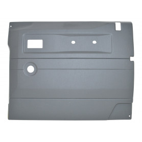 Abs door casing