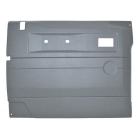 Panneau de porte avant gauche gris clair