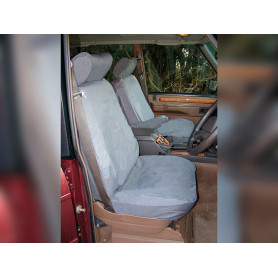 Range rover classic (4 door) waterproof front seat cover set