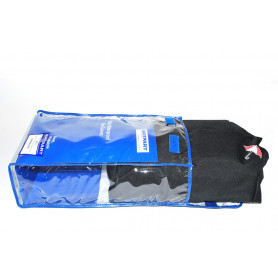W/proof seat cover rear disco
