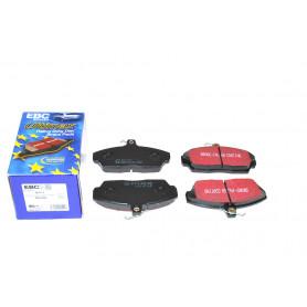 Ebc ultimax brake pads - freelander to ya999999 - front